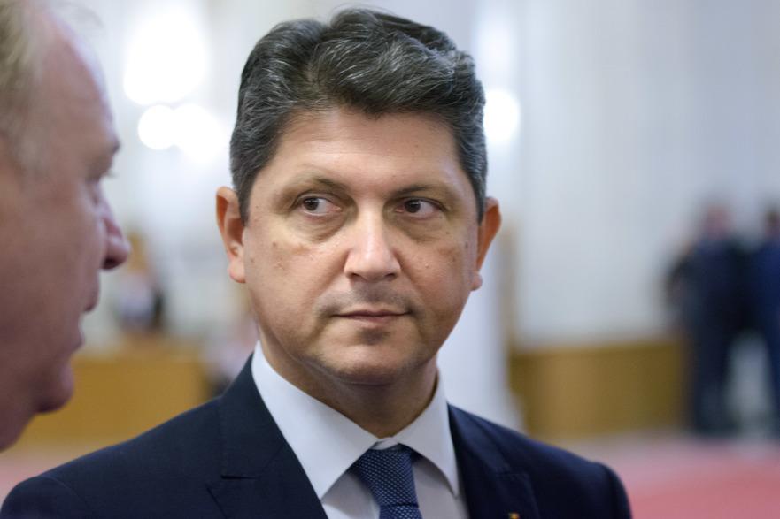 Titus Corlăţean (Senator PSD),
