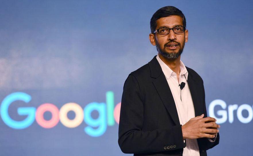 Directorul general al Google, Sundar Pichai