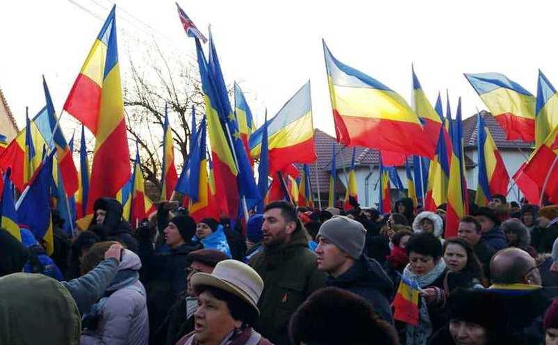 Marş în Alba Iulia