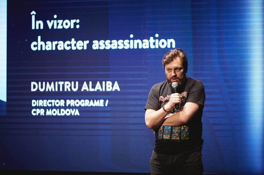 Dumitru Alaiba, activist civic din R. Moldova