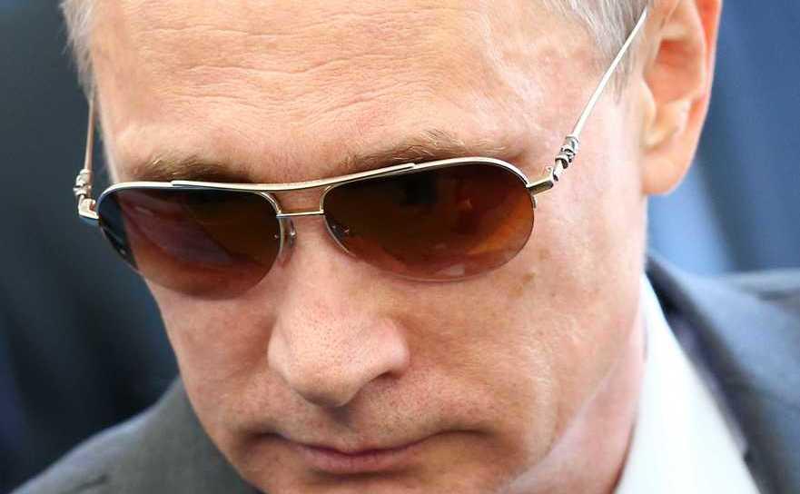 Preşedintele rus Vladimir Putin