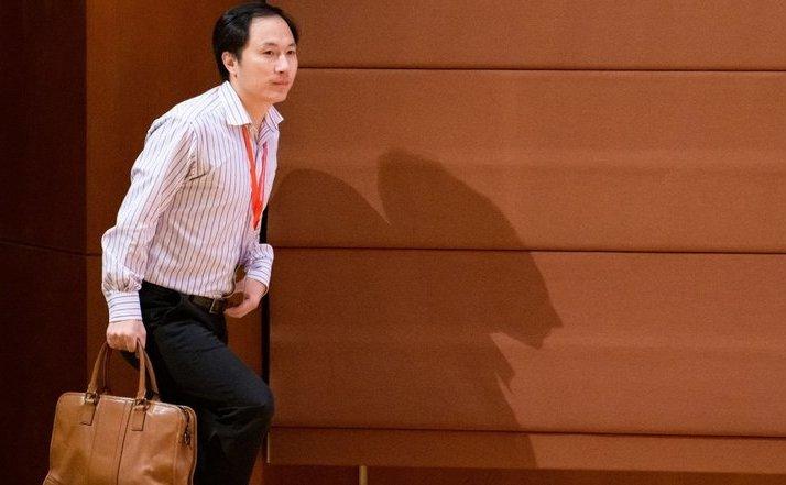 Cercetătorul chinez He Jiankui