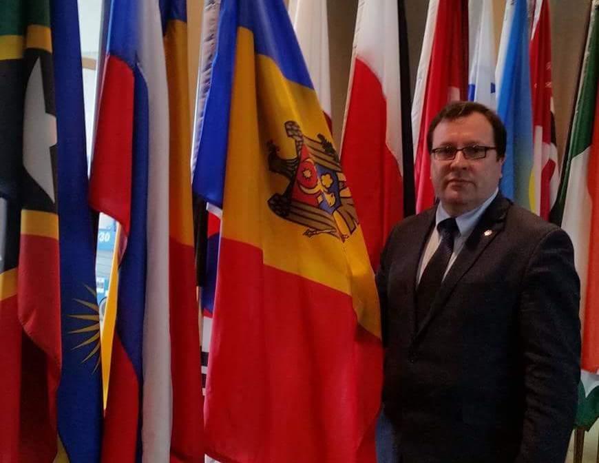 Vlad Lupan, fost negociator în conflictul transnistran