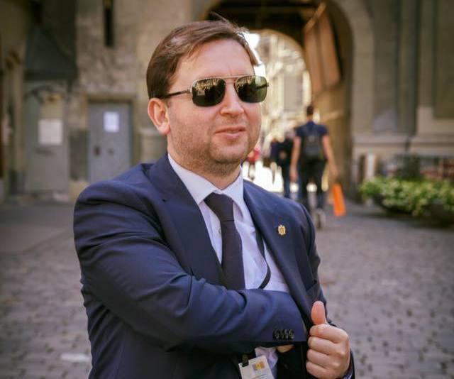 Artur Reşetnicov, judecător la CCM