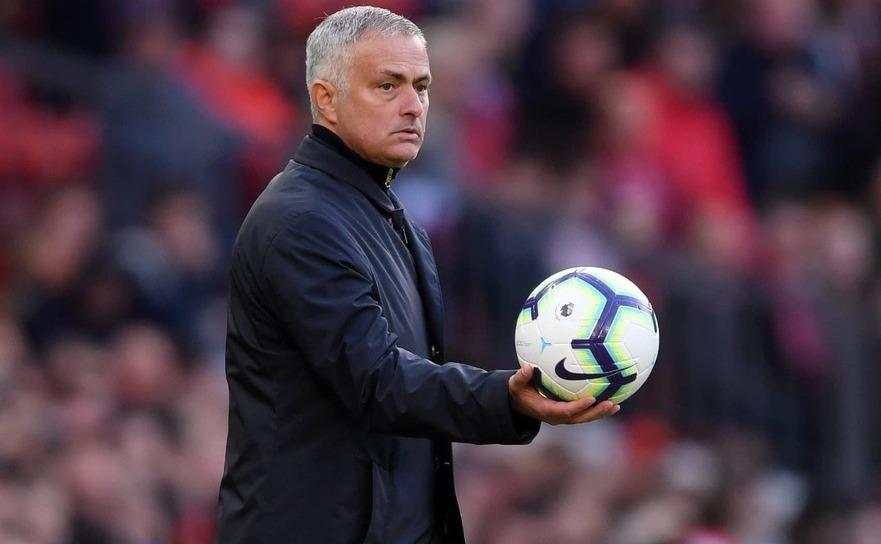 Antrenorul portughez Jose Mourinho.