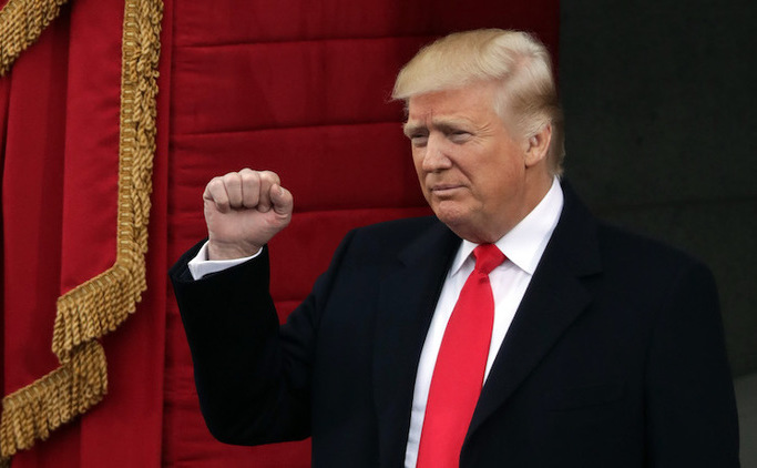 Preşedintele american Donald Trump