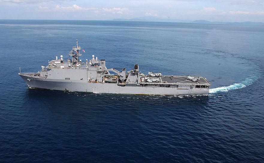 Nava americană de desant USS Fort McHenry