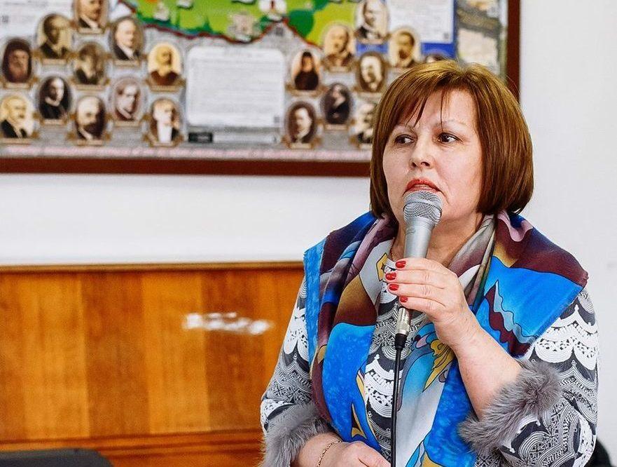 Maria Ciobanu, deputată PLDM în Parlamentul R. Moldova