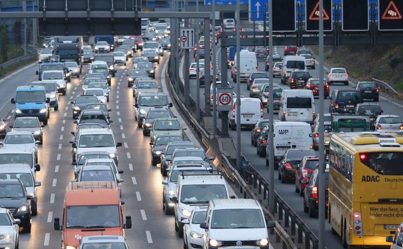 Trafic rutier în Germania