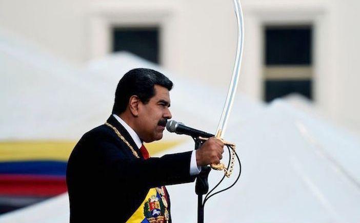 Dictatorul socialist al Venezuelei, Nicolas Maduro