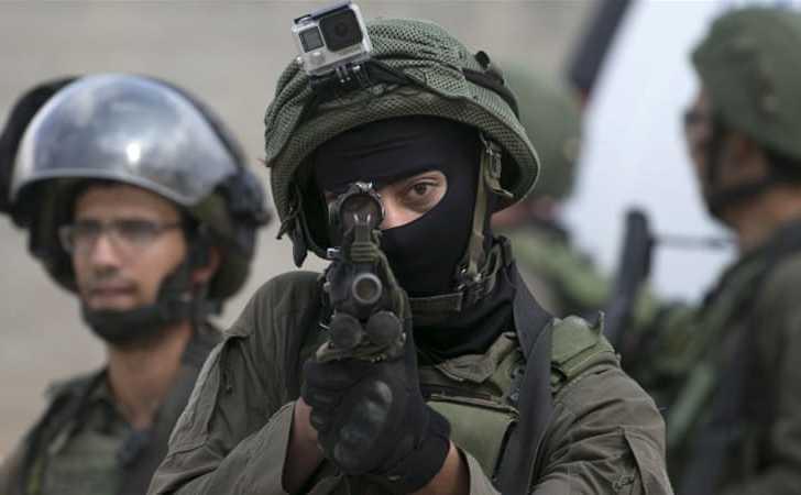 Soldaţi israelieni