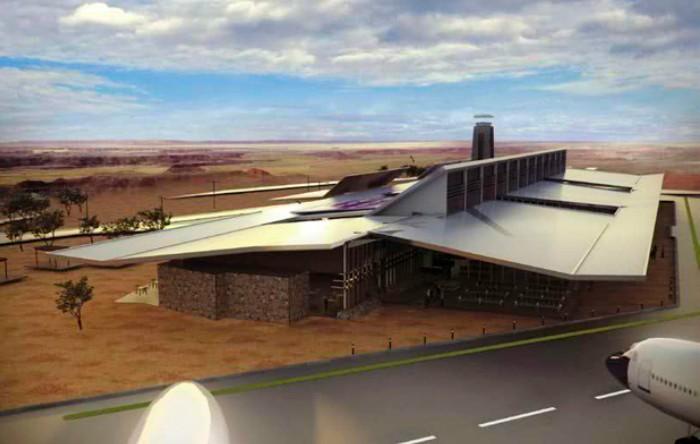 Aeroportul Ecologic de Galapagos
