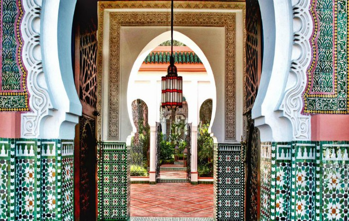 Hotelul Mamounia, Marrakech