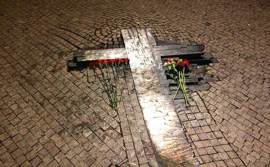 Memorialul Jan Palach din Praga