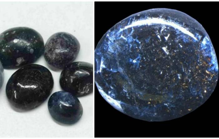 Safirul de Carmel, inclus recent în lista oficială a mineralelor cunoscute