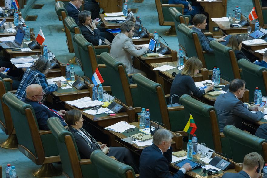 Conferinţa COSAC în Senatului României