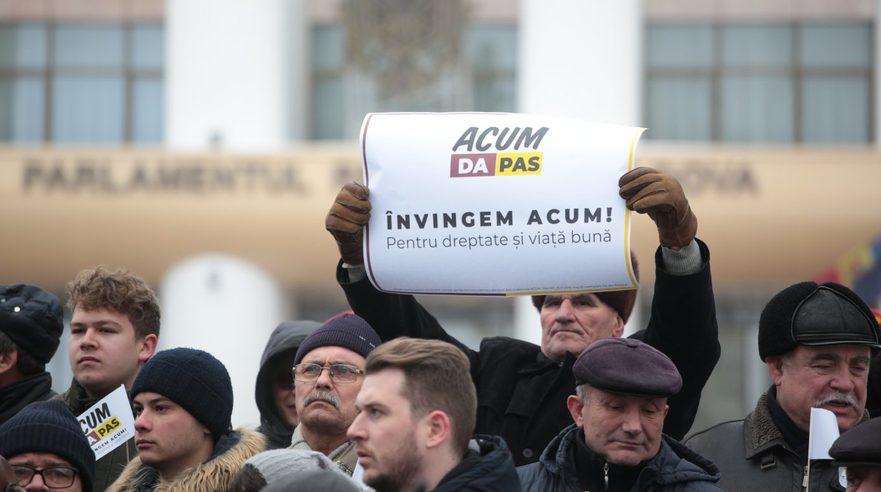 Lansarea Blocului ACUM în campanie electorală