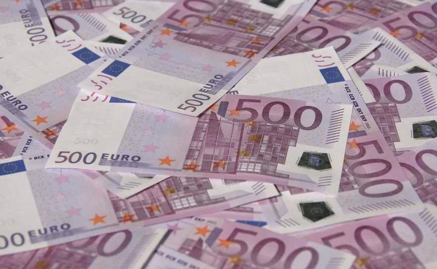 Bancnote de 500 de euro