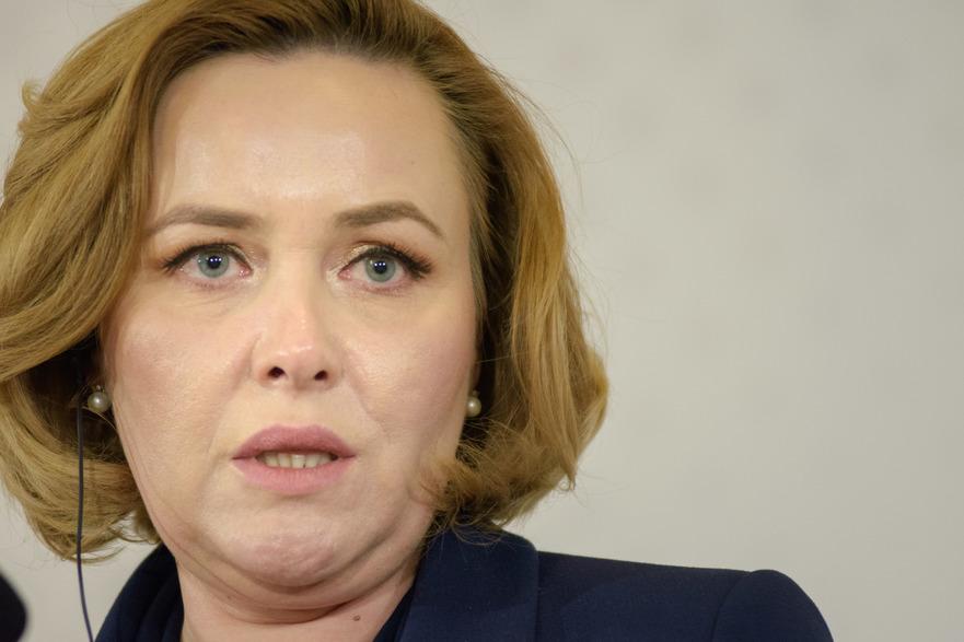 Carmen Dan (Ministrul de Interne),