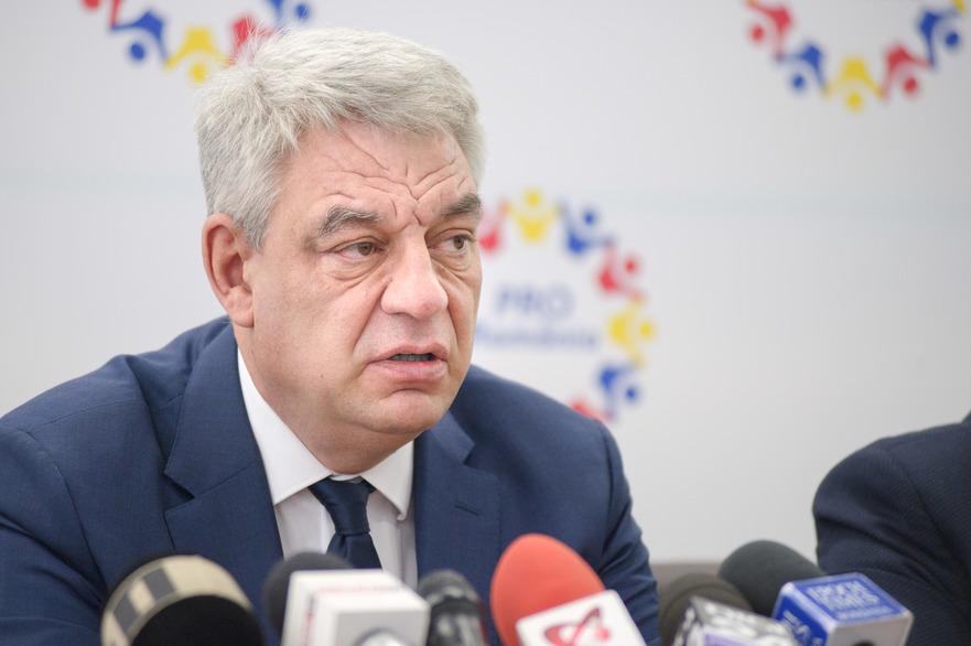 Mihai Tudose (Pro România),