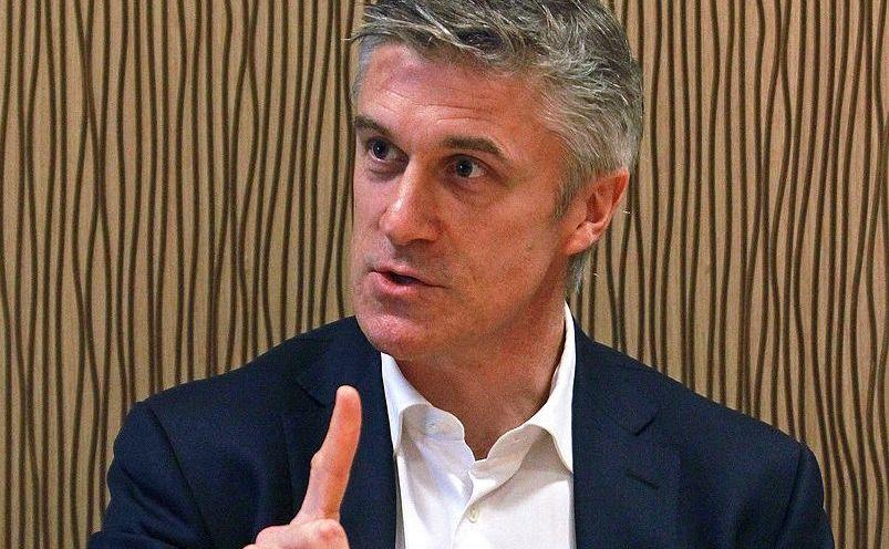 Michael Calvey, managerul fondului de investiţii Baring Vostok