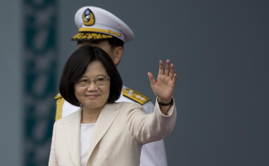 Preşedinta Taiwanului, Tsai Ing-wen
