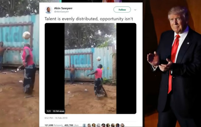 Hadhara Charles Mjeje, femeia africană care l-a impresionat pe Donald Trump