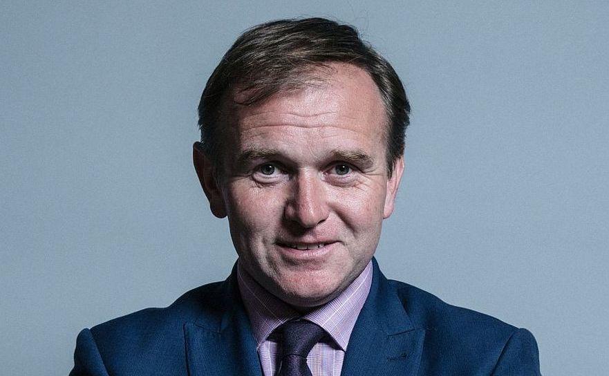 Ministrul britanic al Agriculturii, George Eustice