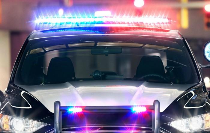 Maşină de poliţie