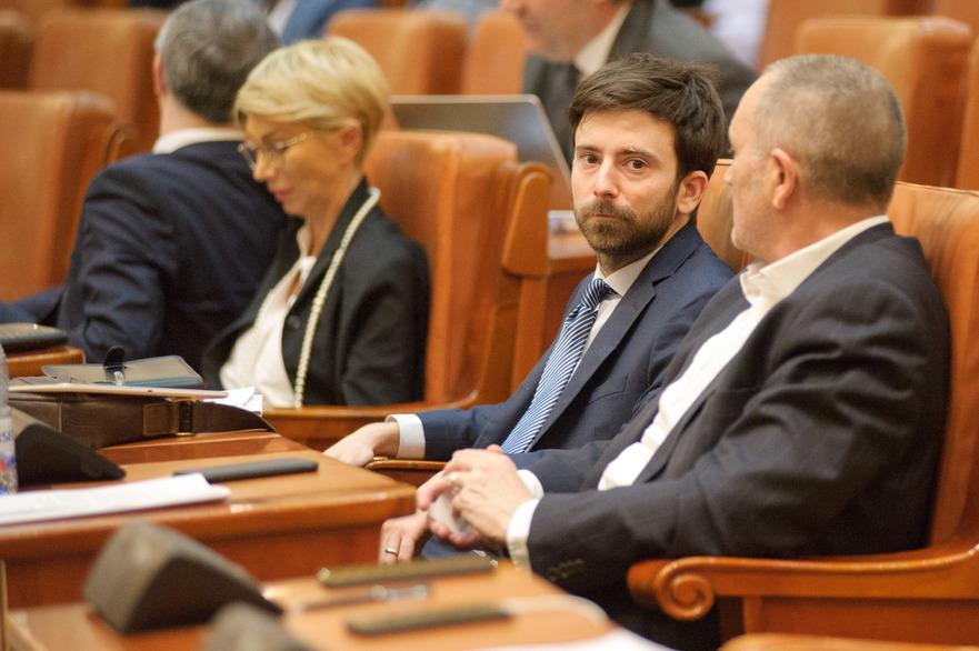 Matei Dobrovie (Deputat PNL),