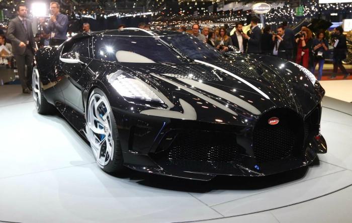 """""""La Voiture Noire"""", Bugatti"""