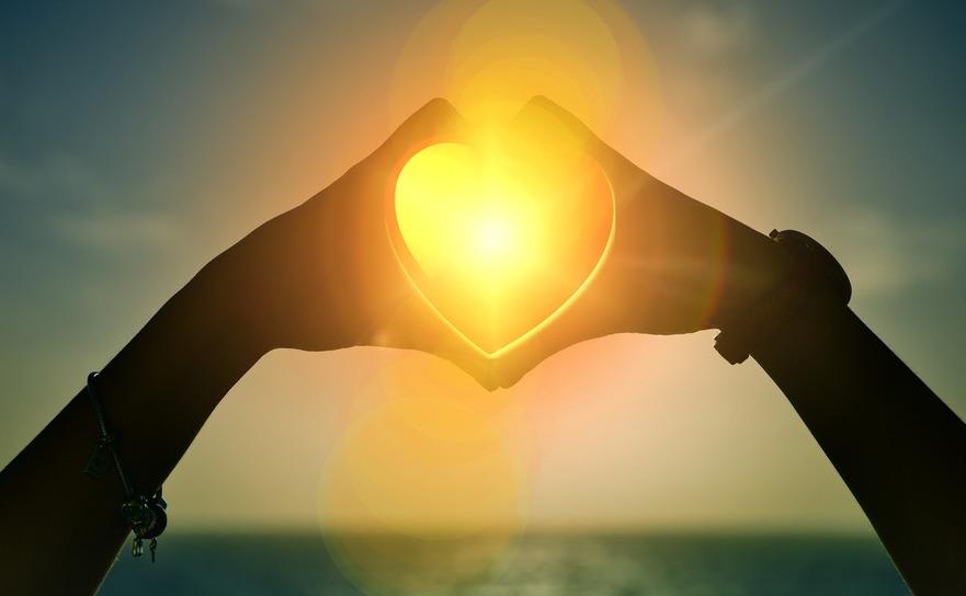 Inima este un centru al înţelepciunii de nivel înalt.