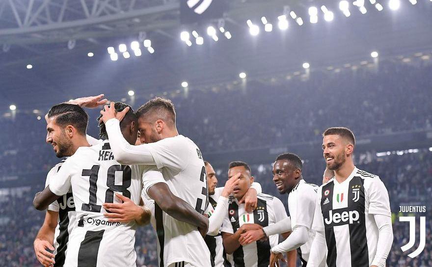 Juventus, calificare în sferturile Ligii Campionilor, după 3-0 cu Atletico Madrid.