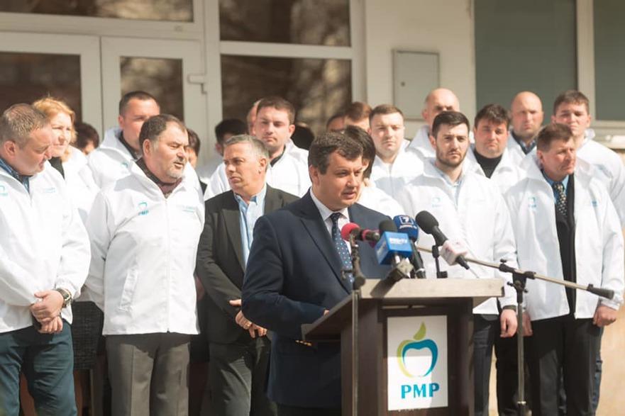 Eugen Tomac, prezintă la Chişinău viziunea PMP pentru alegerile europarlamentare