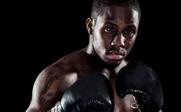 Boxerul american Tevin Farmer.