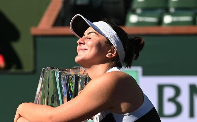 Bianca Andreescu, campioană la Indian Wells la doar 18 ani!