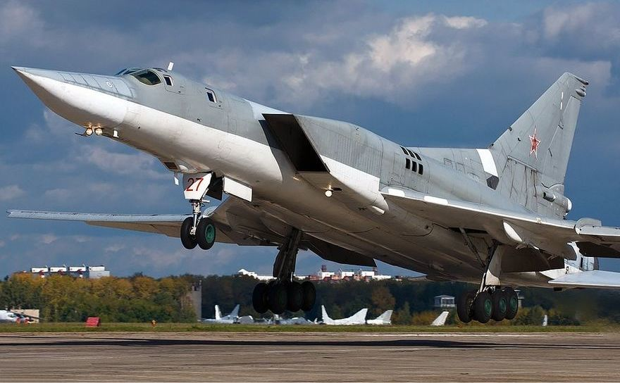 Bombardier rusesc Tupolev Tu-22M