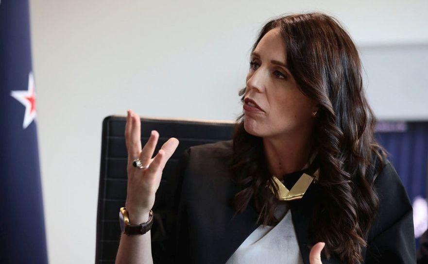 Premierul neozeelandez Jacinda Ardern