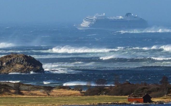 Nava de croazieră Viking Sky