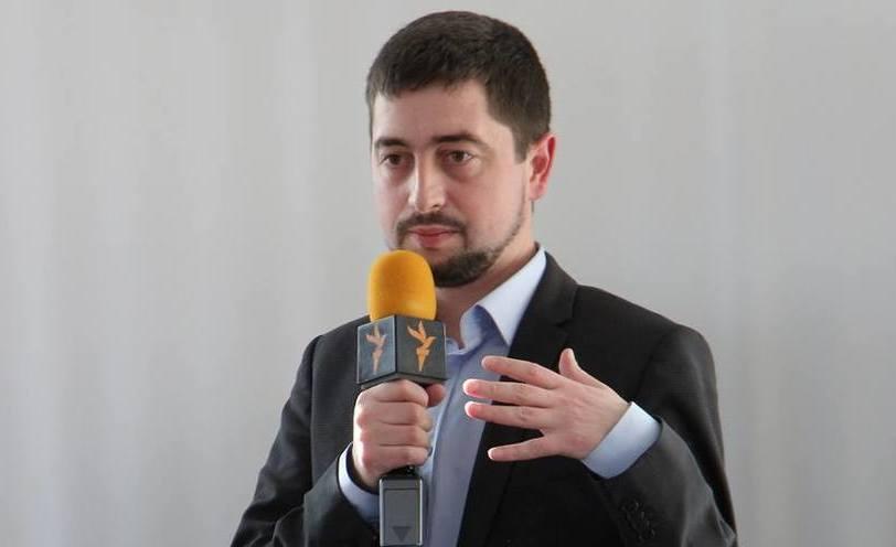 Valeriu Paşa - activist civic de la Chişinău