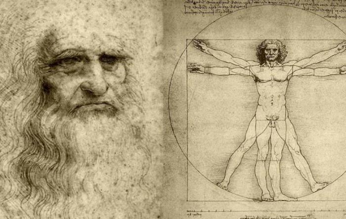 Leonardo da Vinci (Vinci, 15 aprile 1452 – Amboise, 2 maggio 1519)