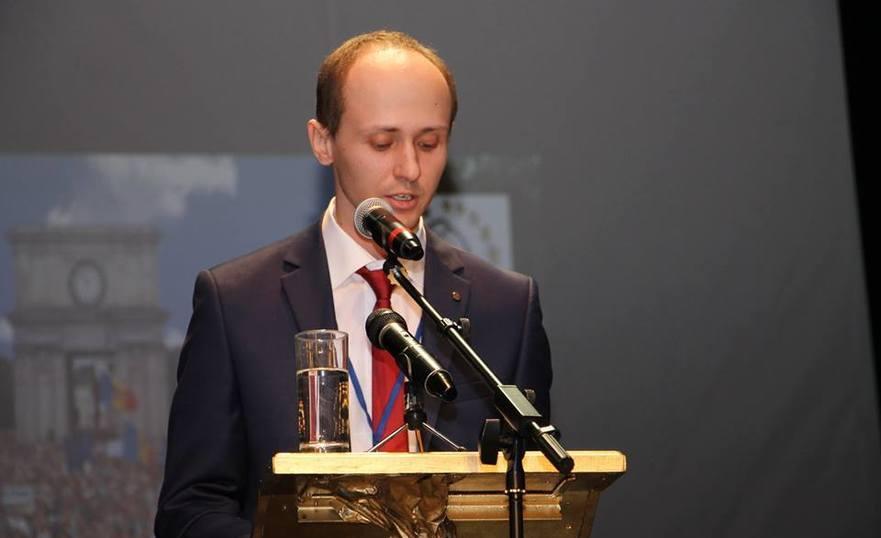 Liviu Vovc, deputat al blocului ACUM în Parlamentul R. Moldova