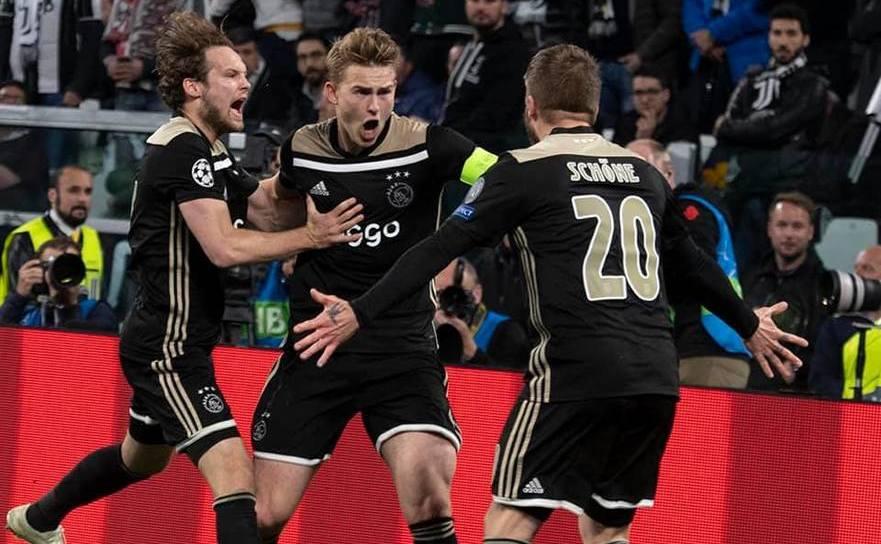 Ajax, calificare surpriză în semifinalele Ligii Campionilor, după 2-1 cu Juventus la Torino.