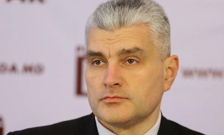 Alexandr Slusari, deputat al blocului ACUM