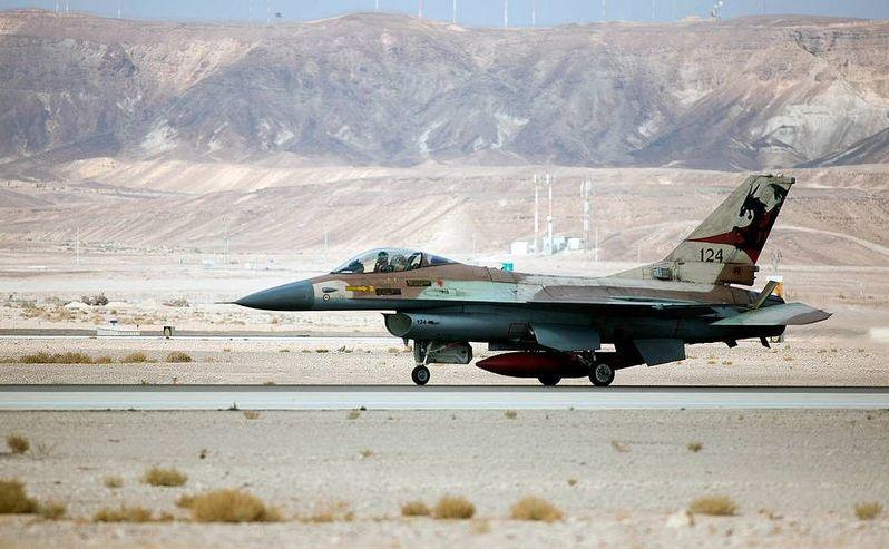 Avion de vânătoare israelian