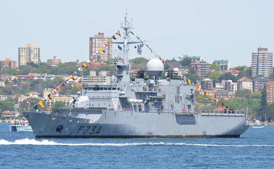 Fregata franceză Vendémiaire