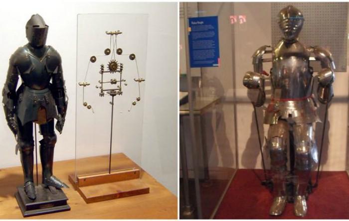 Automa Cavaliere (Robotul lui Leonardo)