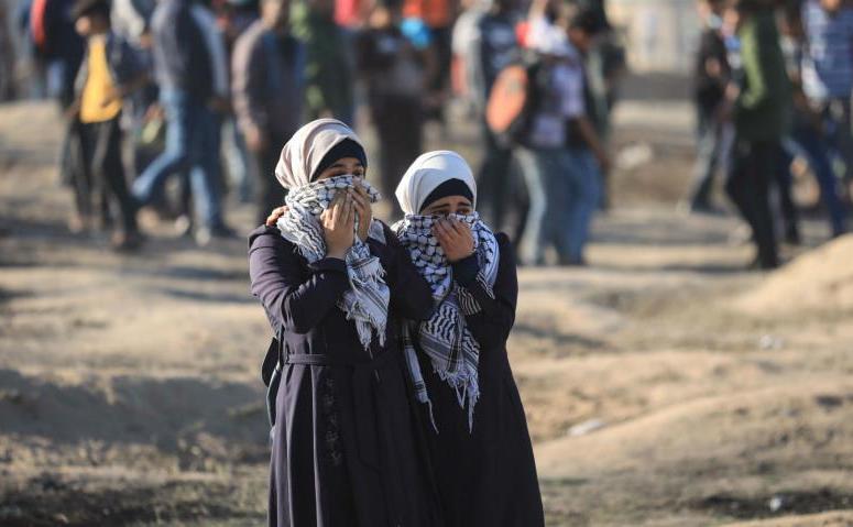 Noi proteste la graniţa dintre Israel şi Gaza provoaca 4 morţi şi zeci de răniţi, 3 mai 2019