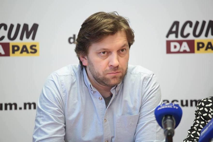 Dumitru Alaiba, deputat în Parlamentul R. Moldova din partea blocului ACUM