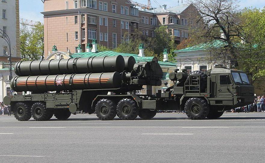 Sistemul rusesc antirachetă S-400